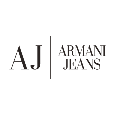 AJ Armani Jeans vector logo