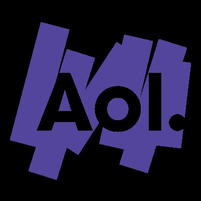 AOL Eraser logo vector