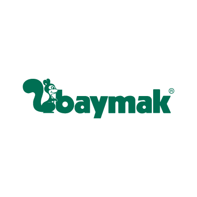 Baymak logo vector