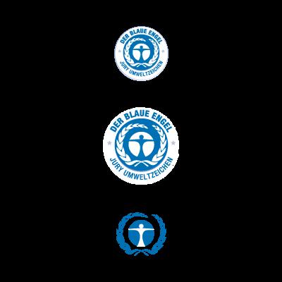 Blaue Engel vector logo