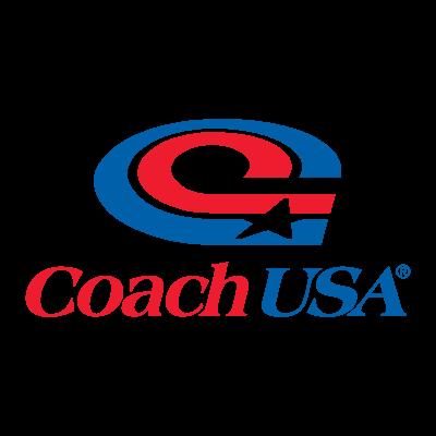 Coach USA logo vector