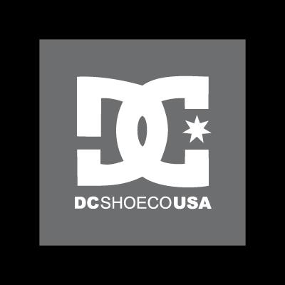 DCShoeco USA logo vector
