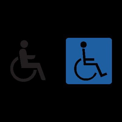 Handicap Sign logo