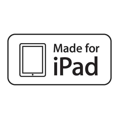 Made for iPad vector
