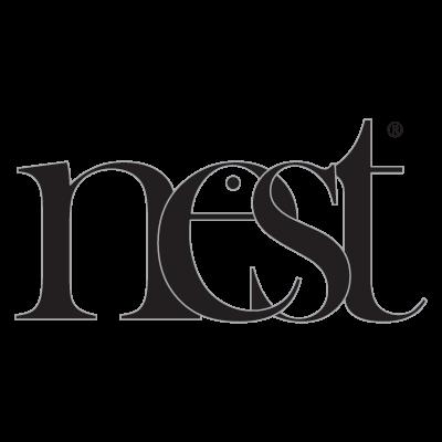 Nest logo vector