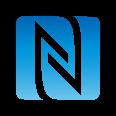 NFC (N-Mark) logo vector preview