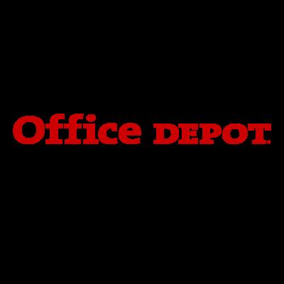 Office Depot logo vector