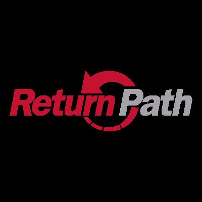 Return Path logo vector