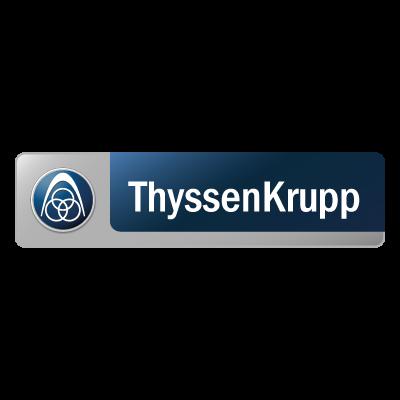 ThyssenKrupp logo vector