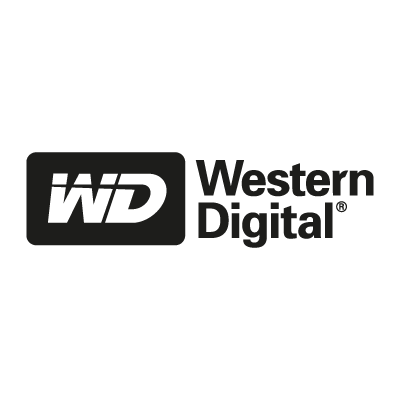 Western Digital vector logo
