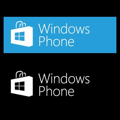 Windows Phone Store vector