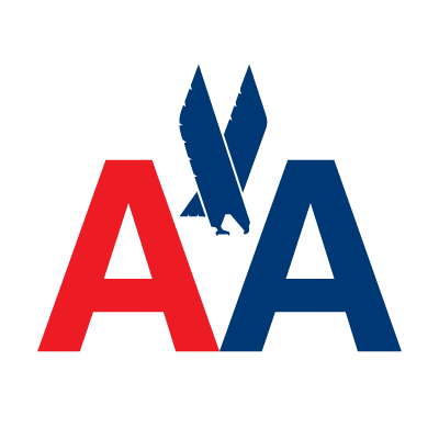 AA American Airlines logo vector