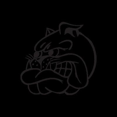 Bad Blue Boys Bulldog logo vector