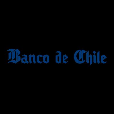 Banco de chile logo vector