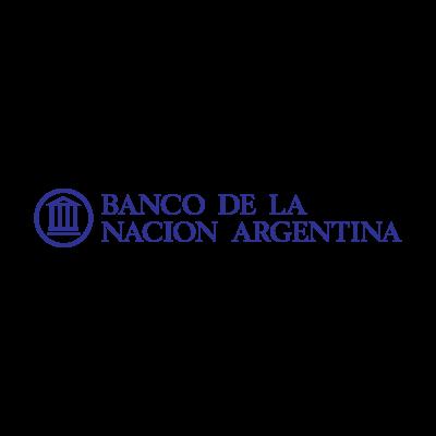 Banco de la Nacion Argentina logo vector