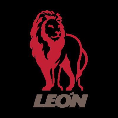 Banco León logo vector