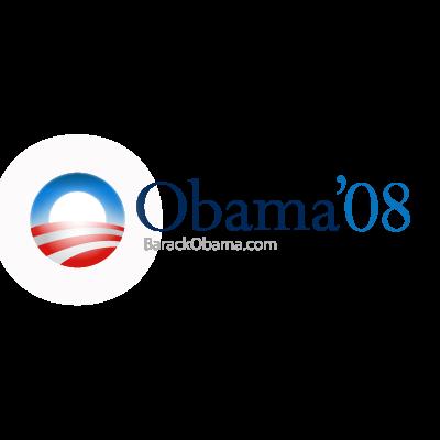 Barack obama 2008 logo vector