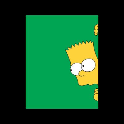 Bart Simpsons logo vector
