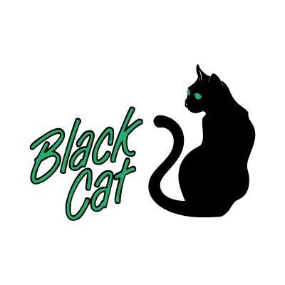 Black Cat Music logo
