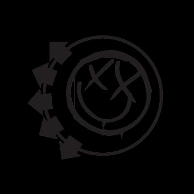 Blink 182 logo vector