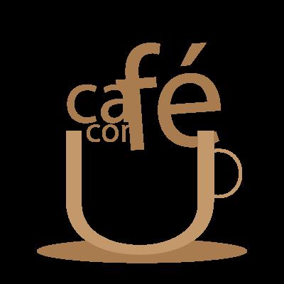 Cafe con Fe logo vector