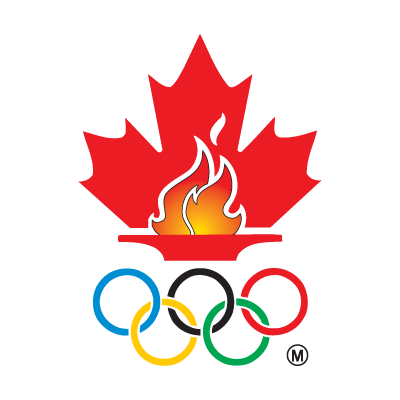 Canadian Olympic Team logo vector