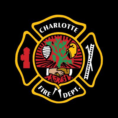 Charlotte Fire Department logo vector