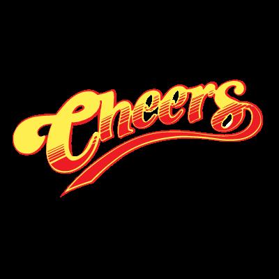 Cheers logo vector