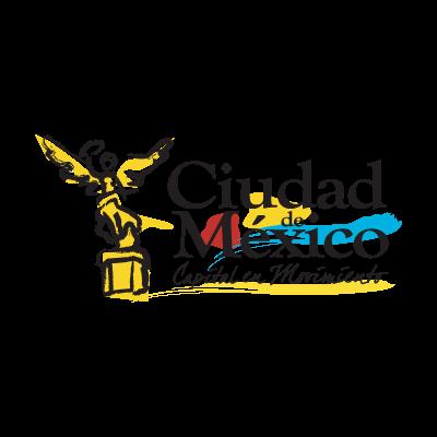 Ciudad de Mexico Capital en Movimiento logo vector