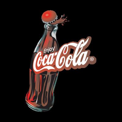 Coca-Cola Enjoy (.AI) logo vector