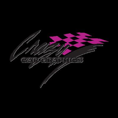 Crazy Car Graphics logo vector