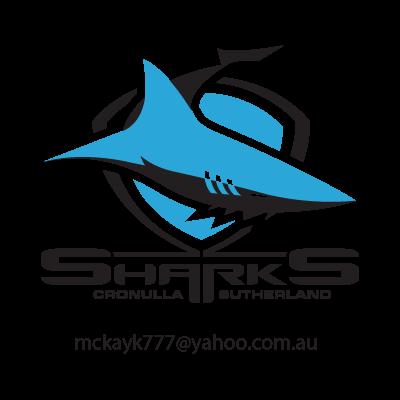 Cronulla Sutherland Sharks logo vector