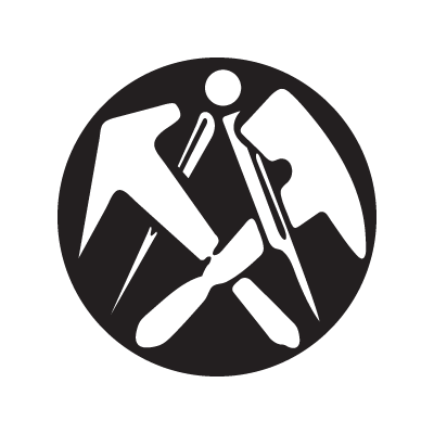 Dachdecker Innung logo vector