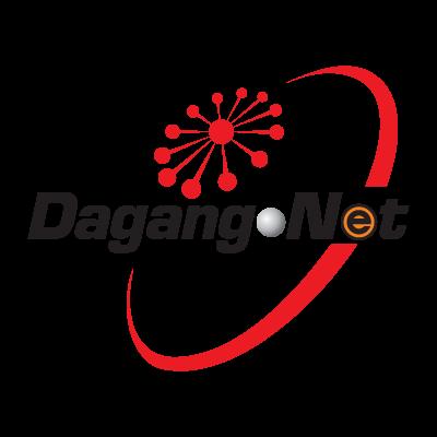 Dagang Net logo vector