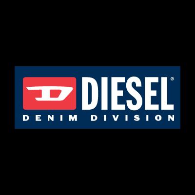 Diesel Denim logo vector
