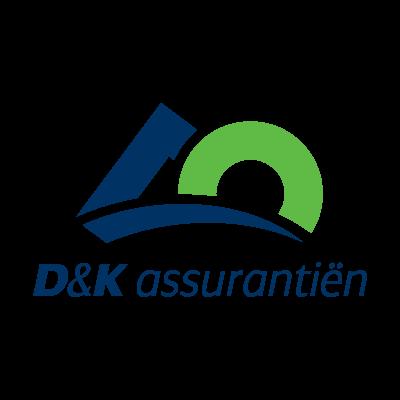 D&K Assurantien logo vector
