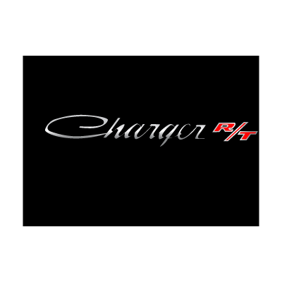 Dodge Charger RT logo vector