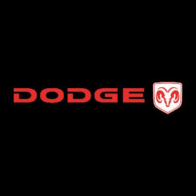 Dodge Red logo vector