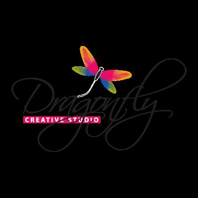 Dragonfly Creative Studio logo vector