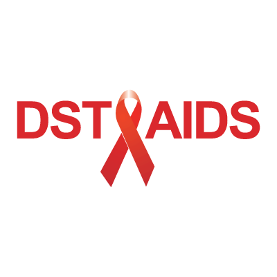 DST&AIDS logo vector