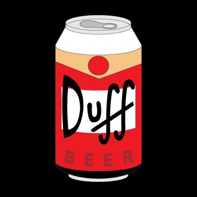 Duff Beer (.EPS) logo vector