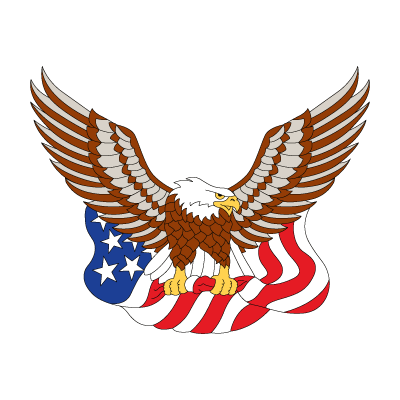 Eagle Only logo vector