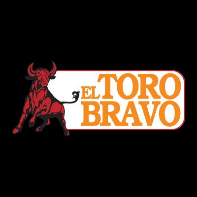 El Toro Bravo logo vector
