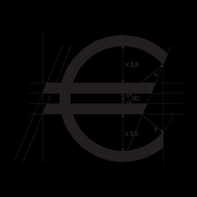 Euro cons logo vector