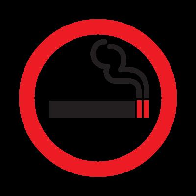 Fumar logo vector