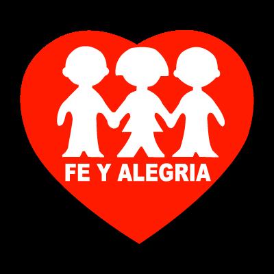 Fe y Alegria logo vector