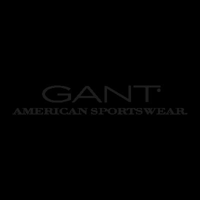 Gant logo vector