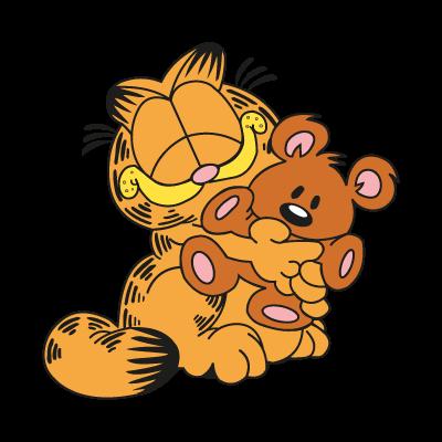 Garfield & Pooky logo vector