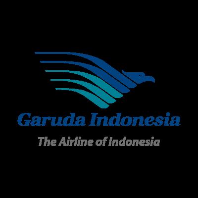 Garuda Indonesia Air logo vector