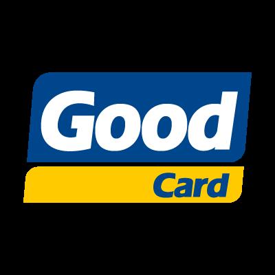 Good Card logo vector